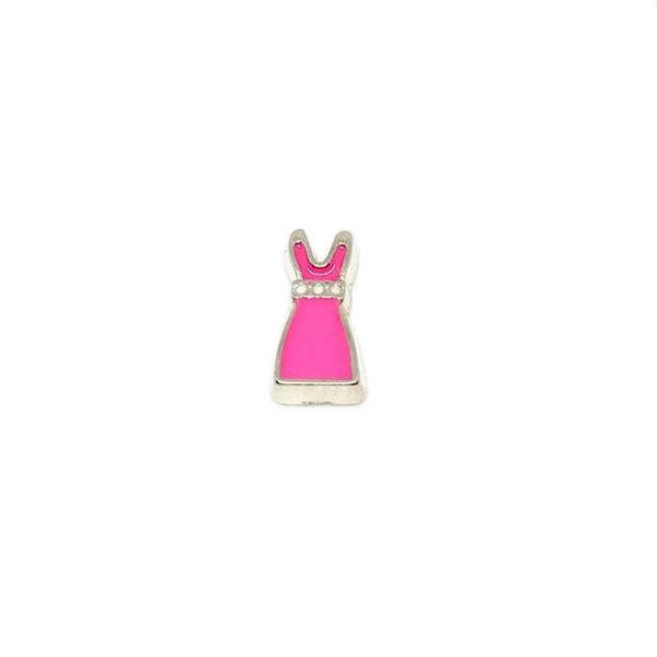 розова рокля частица