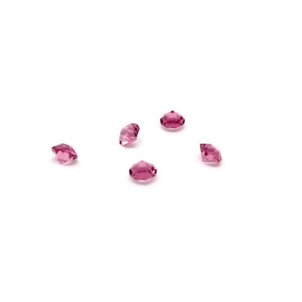 розови кристалчета малки