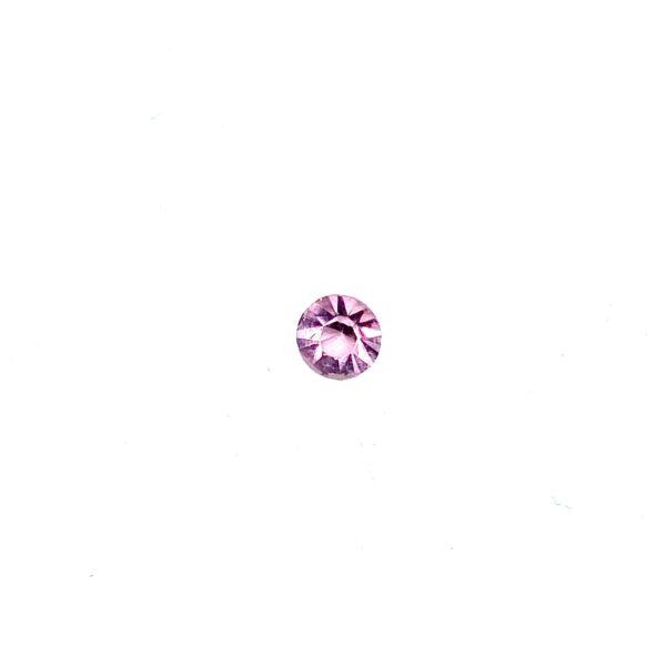 светло лилаво кристалче частица