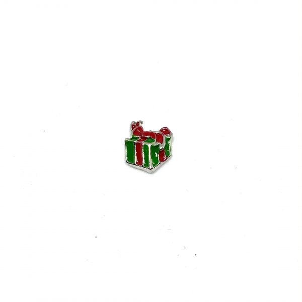 коледен подарък частица-символ