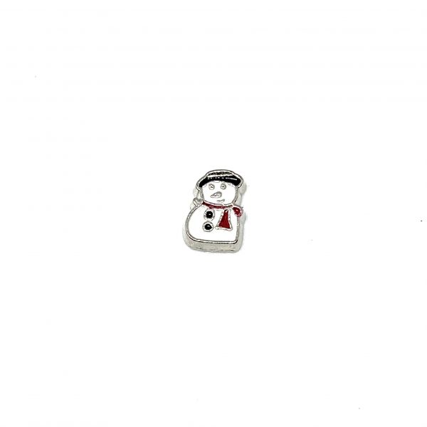 снежен човек частица-символ