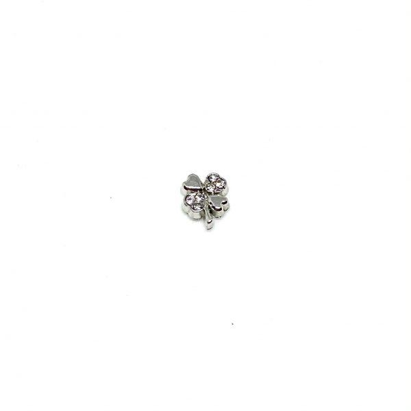 детелинка с кристалчета частица-символ