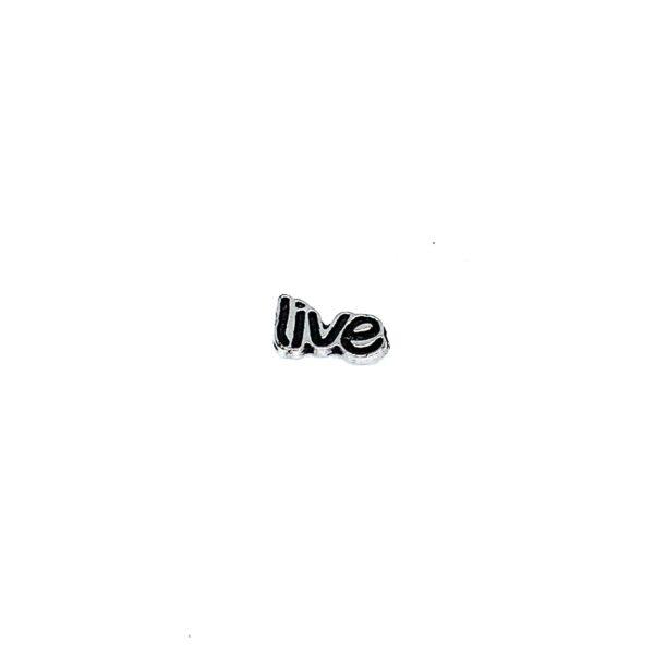Живей частица-символ