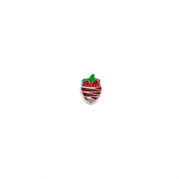 ягода с шоколад частица-символ