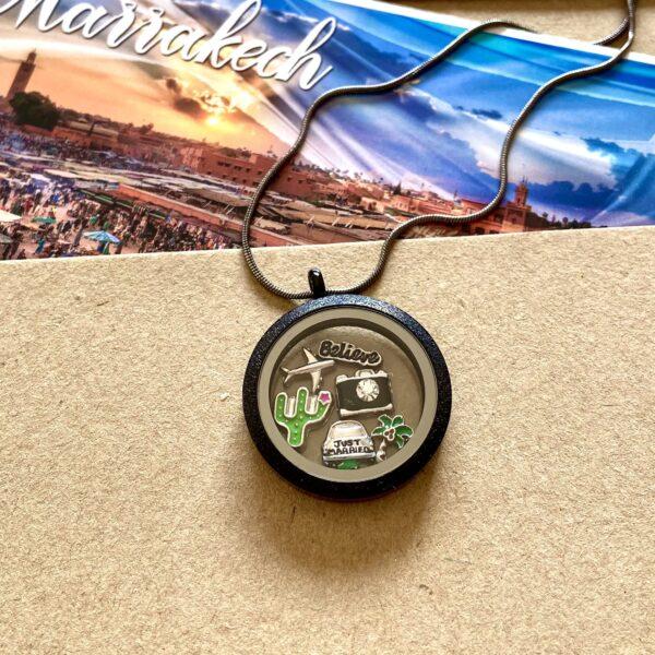 медальон меден месец