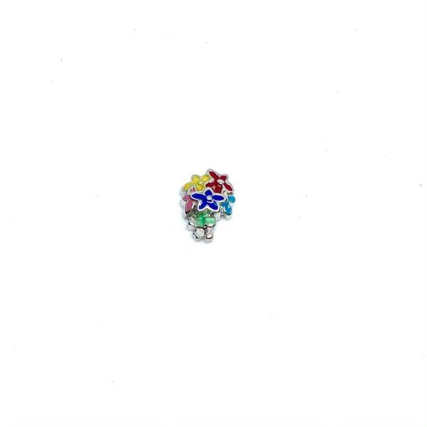 букет цветя частица-символ